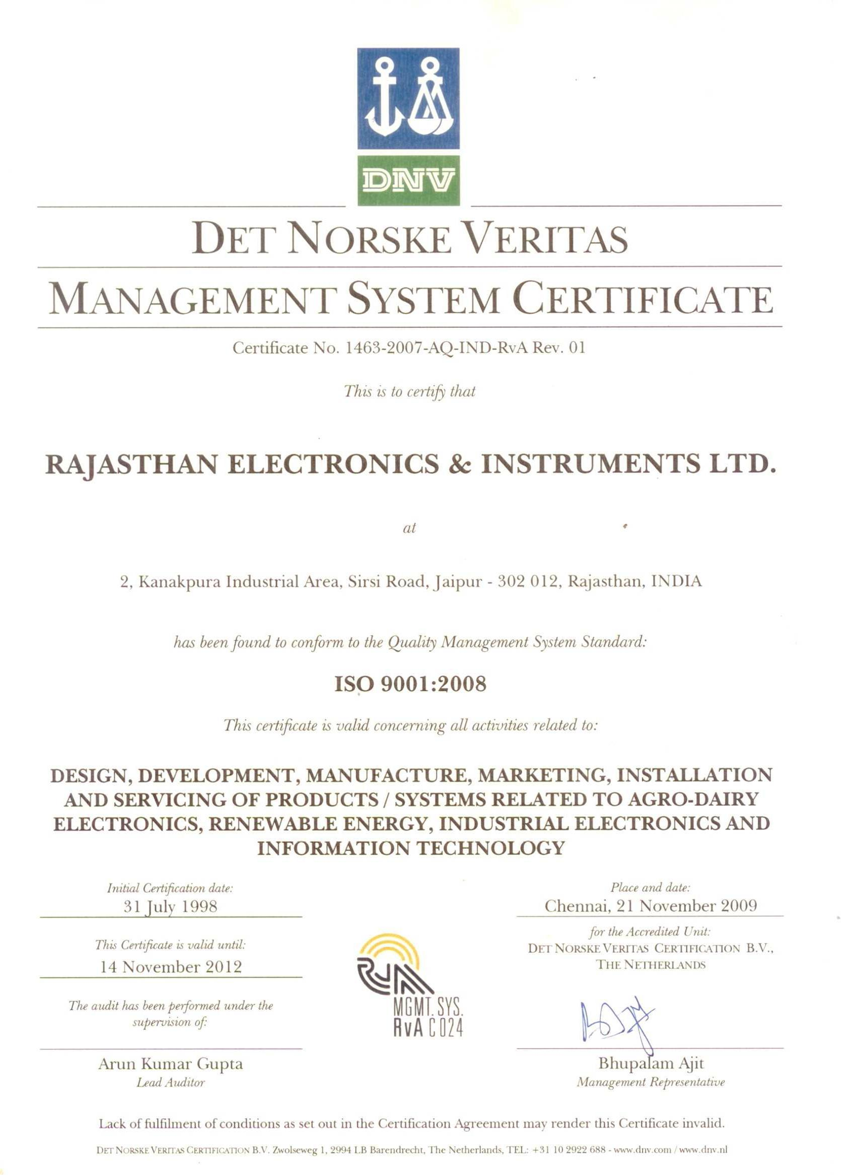 Certification iso 90012008 certification xflitez Choice Image